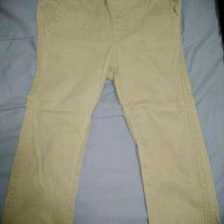 男童長褲(偏瘦版80~90)
