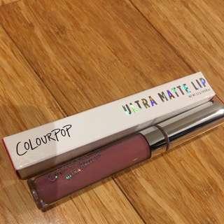 Colourpop Ultra Matte Lip (Cheap Thrills)