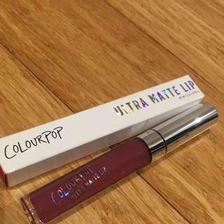 Colourpop Ultra Matte Lip (Are & Be)