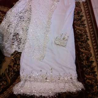 Wedding Dress to Rent at RM500