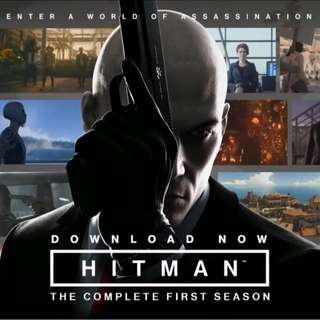 Hitman Complete First Season Steam Download Code