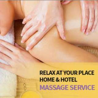 CASTLE SPA-home Service Massage For 275/hr. Only