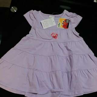 "Sesame Street Dress 18"" long"