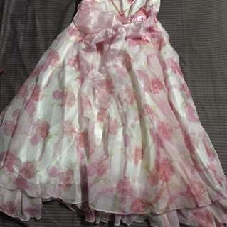 Girls Semi Formal Dress