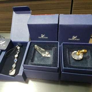 Swarovski 水晶飾物及擺設
