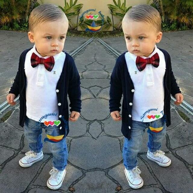 3pc Boy Outfit