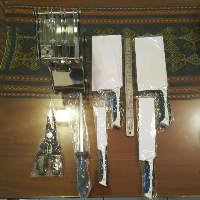 米雅可進口廚房刀具組(6件組)