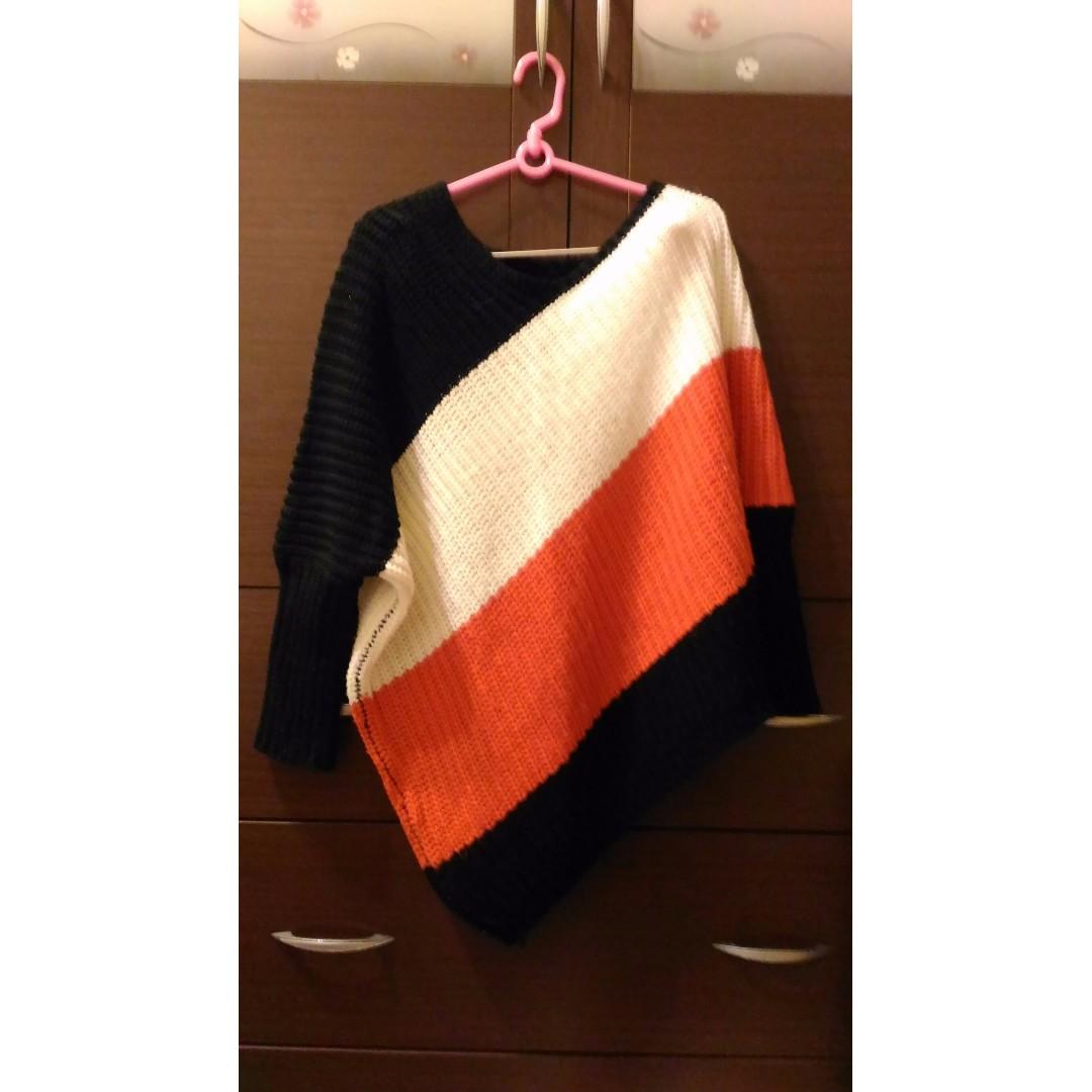 #冬季衣櫃出清 **造型毛衣**韓製