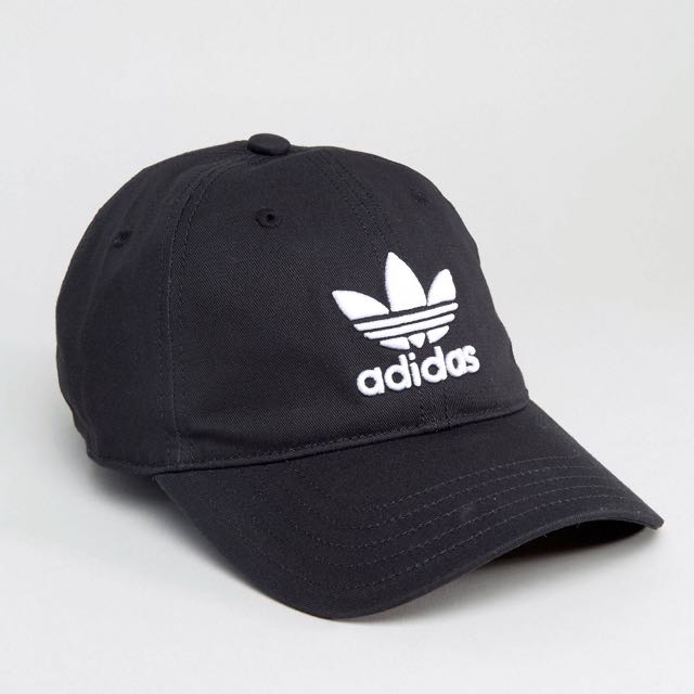 Adidas愛迪達三片葉老帽