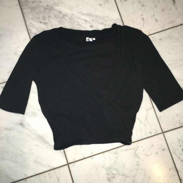 Agent Ninety-nine Ribbed Top Size S