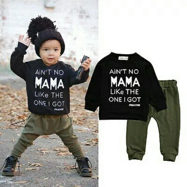 Aint No Mama Oufit