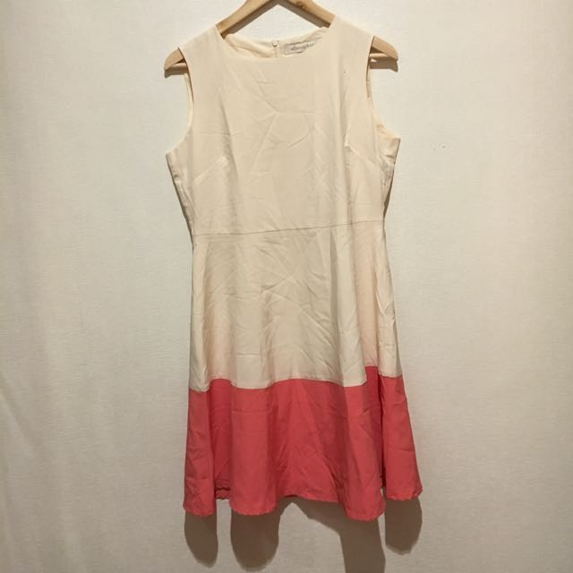 Atmospehere Two Tone Dress
