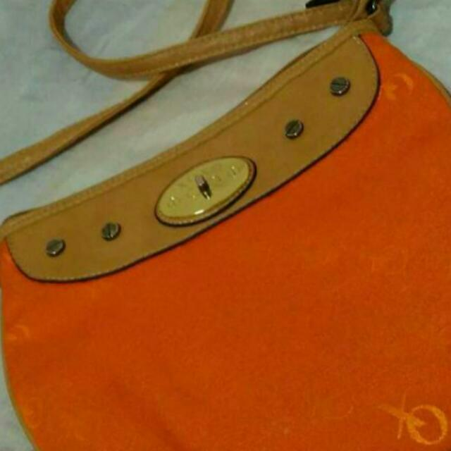 Repriced!! Authentic XOXO Shoulder/body Bag