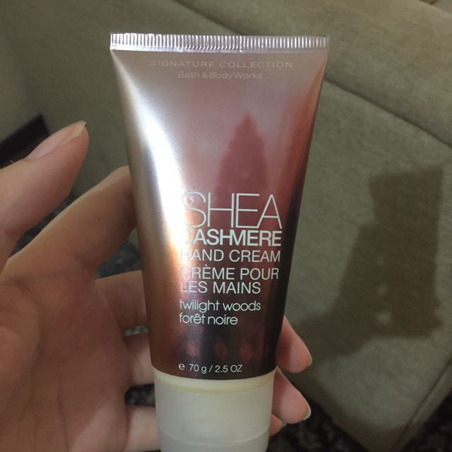 Bath And Body Works Hand Cream