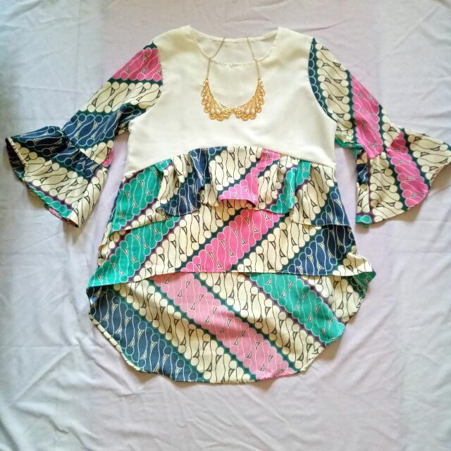 Batik Penguin Top (NEW)