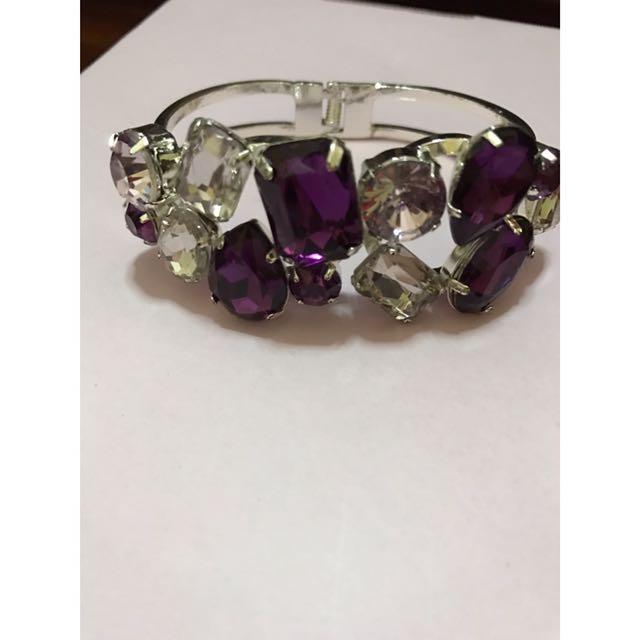 Bejeweled Cuff