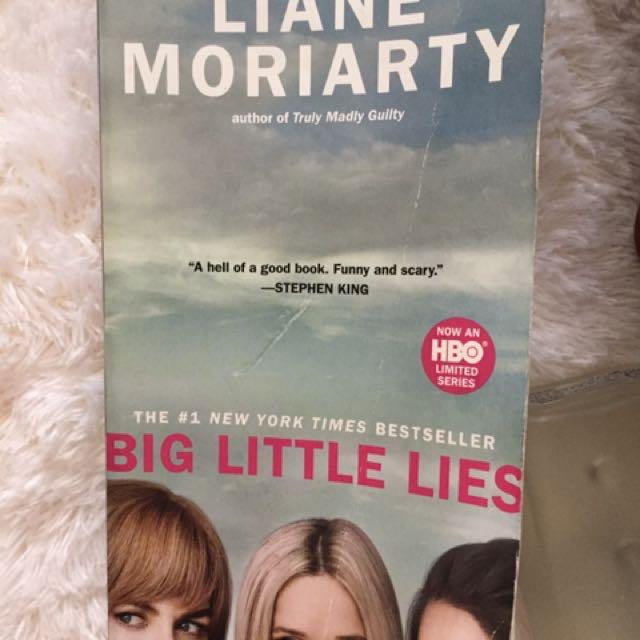 Liane Moriarty Big Little Lies English