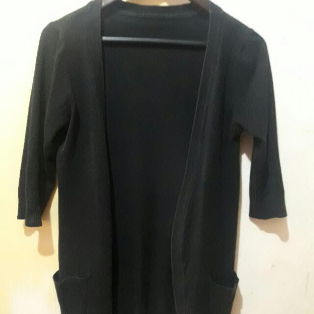 Black 3/4 sleeves