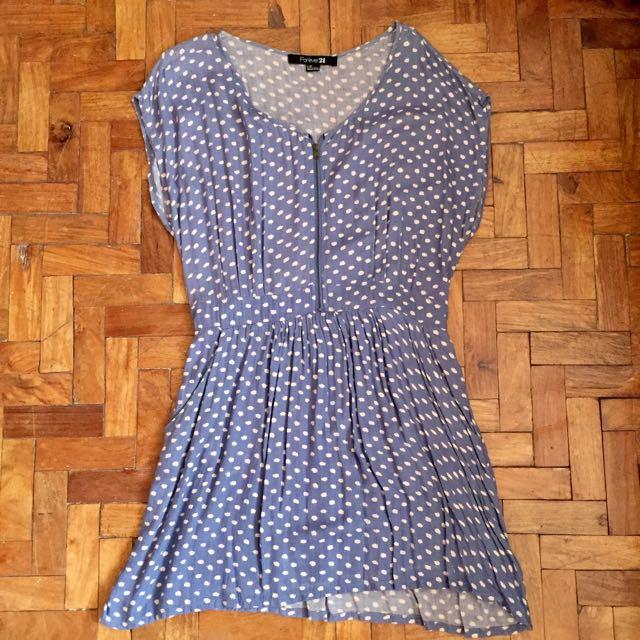 Blue Sunday Dress