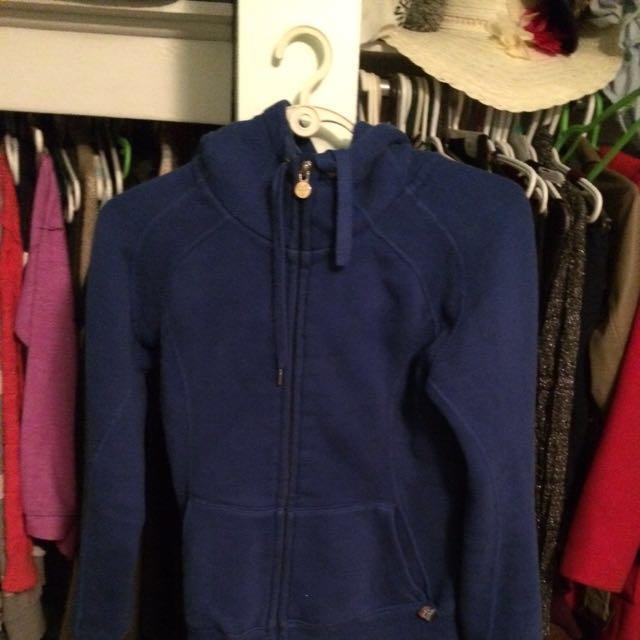 Blue TNA Sweater
