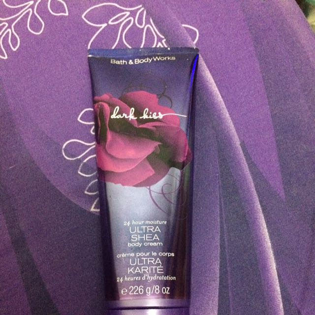 Body Cream Dark Kiss