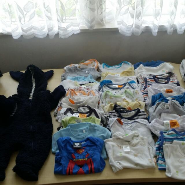 Bull Baby Boy Clothes