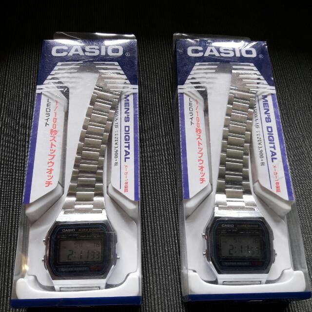 Casio Unisex Digital Watch