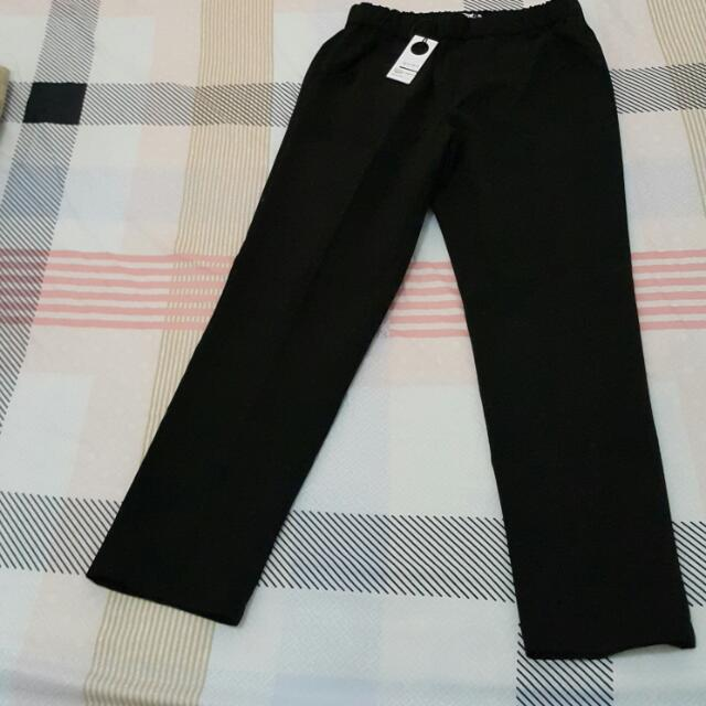 Celana Panjang Karet Yuan