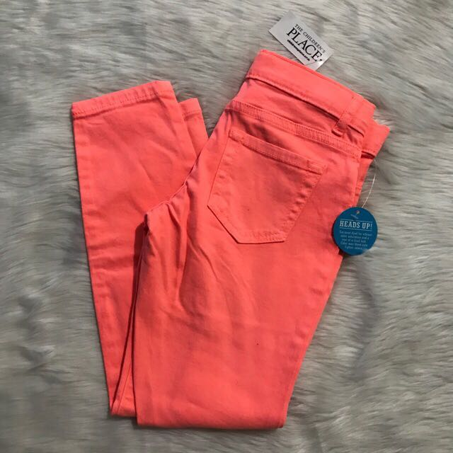 Childrens Place Girls Pants Size 6, NWT!