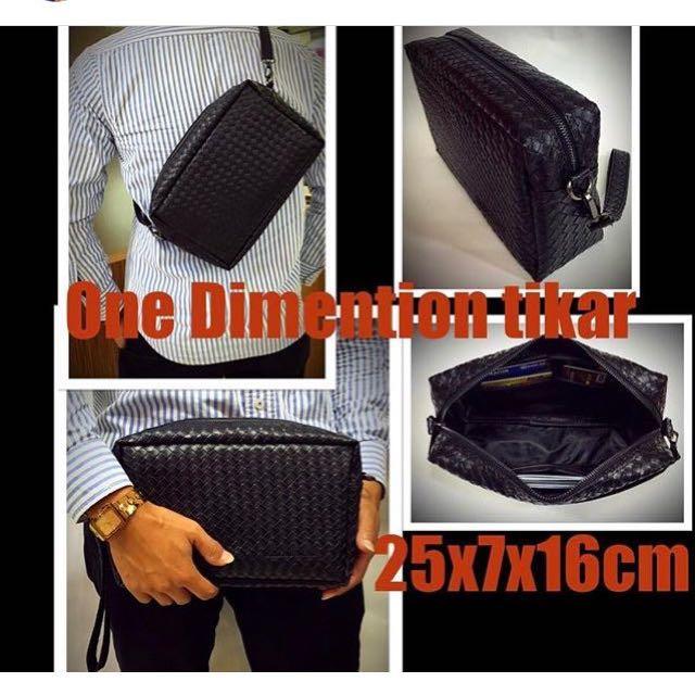 Clutch Bag One Dimention