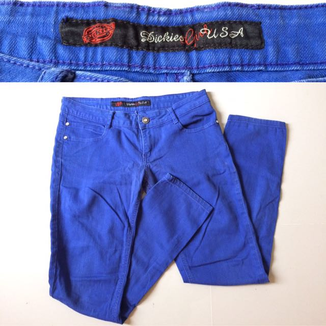 Colored Original Dickies Pants