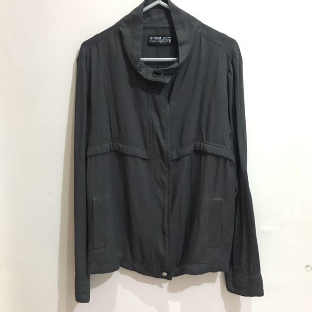 [REPRICED] Cotton On Dark Gray Shirt