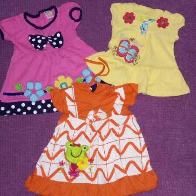 Dress Bayi/Anak