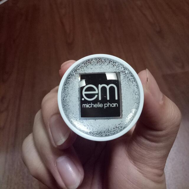 EM Cosmetics Color Facets Sparkling Top Coat Shadow