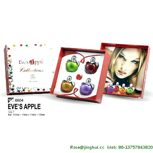 Eves Apple Perfume X4