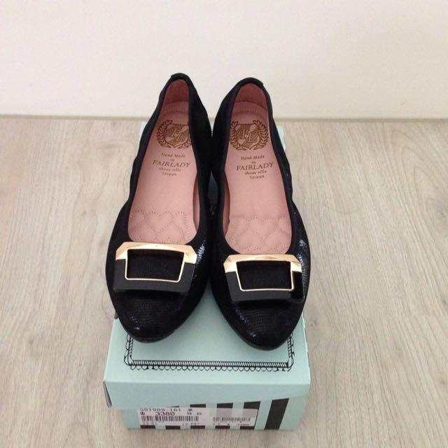 專櫃FairLady 鞋