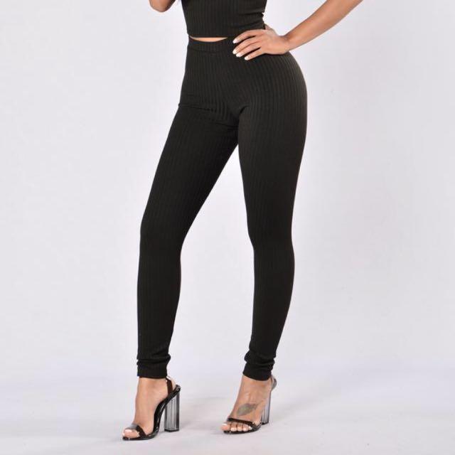 Fashion Nova Legging Pants