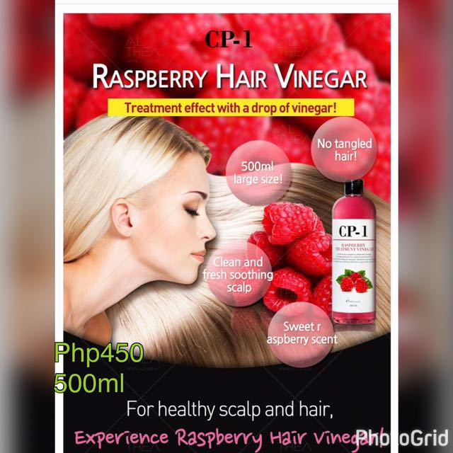 Hair Treatment Raspberry Vinegar
