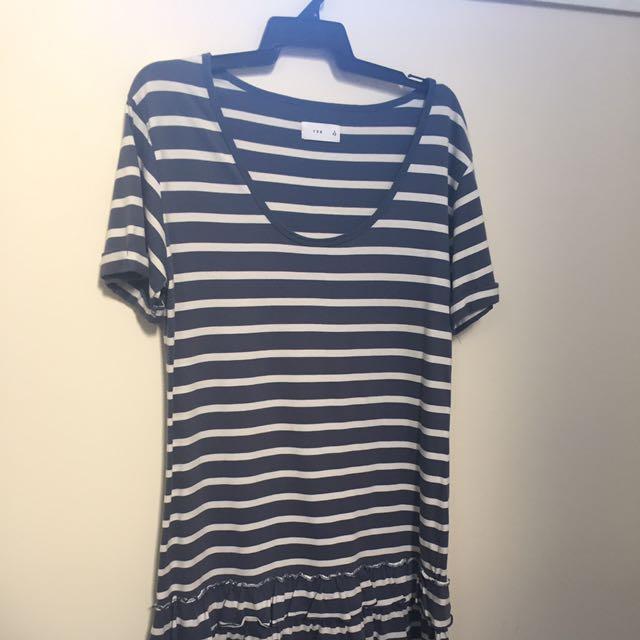 Huffer Stripe Dress