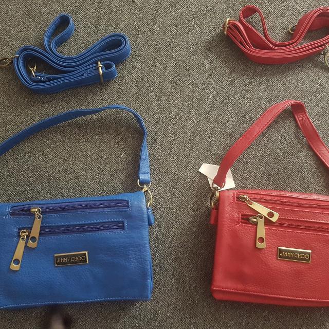 Jimmy Choo Handbag x 2
