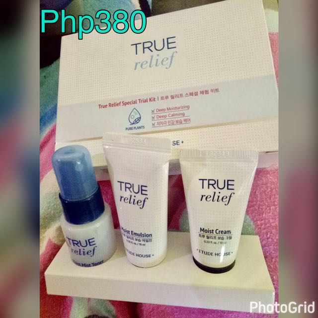 Korean Product True Relief