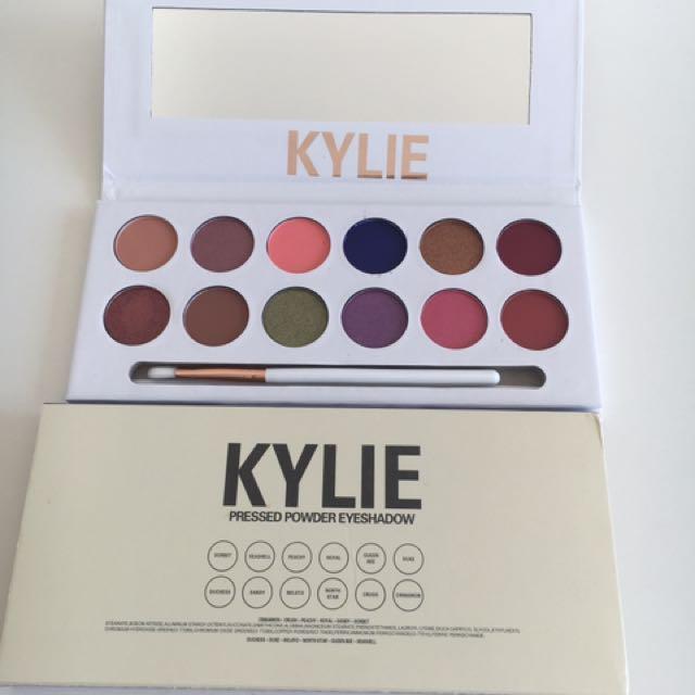 Kylie Eyeshadow Palette