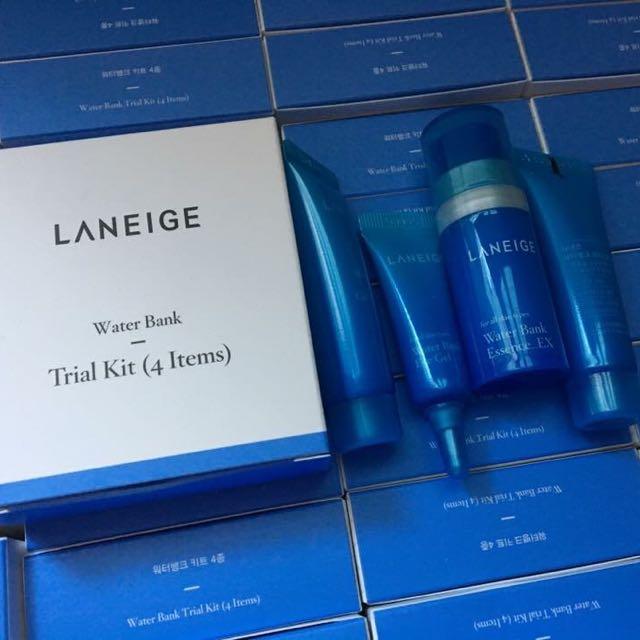 Laneige Waterbank kit