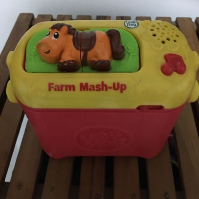 LeapFrog Farm Animals Babies Kids Toys Walkers On Carousell