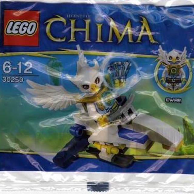 Lego CHIMA Ewar's Acro Fight 30250