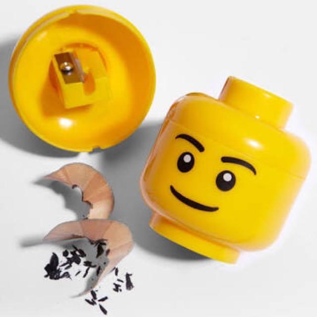 Lego Multifigure Head Sharpener