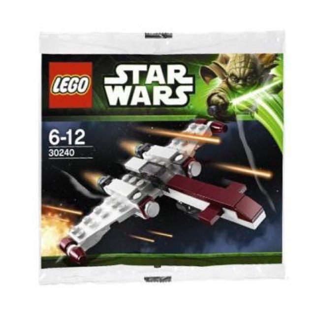 Lego Star Wars Z-95 Headhunter 30240