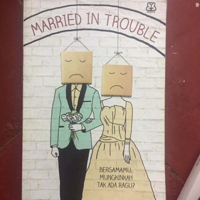 Married In Trouble (aiu Ahra)