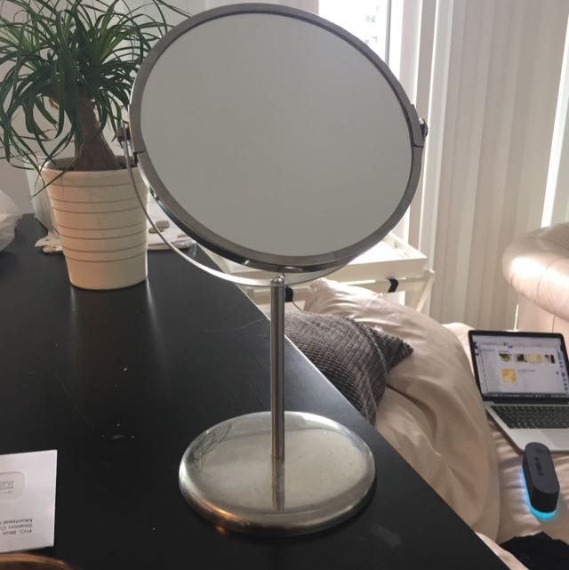 Mirror Double Sided Magnifying And Regular