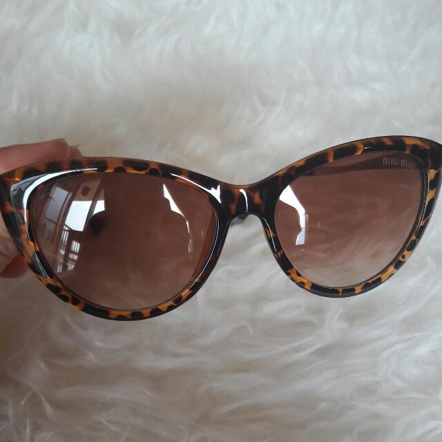 Miu-miu Sunglasses (Not Ori)